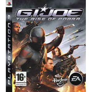 JEU PS3 PS3 GI JOE THE RISE OF COBRA