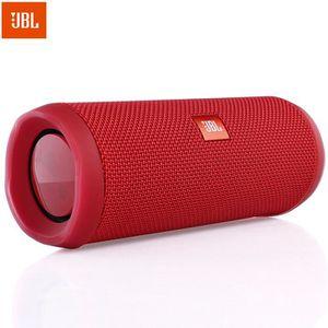 FEUTRINE DJ JBL Flip 4 Rouge Haut-parleur Bluetooth portable