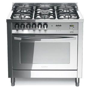 PLAQUE MIXTE LOFRA PLG96GVT-C TOTAL Total Inox 90X60 cuisinière