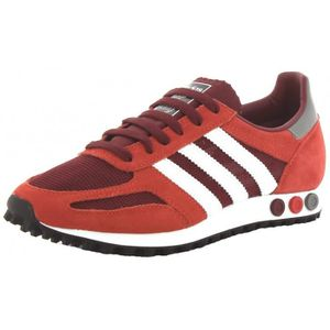 adidas trainer rouge