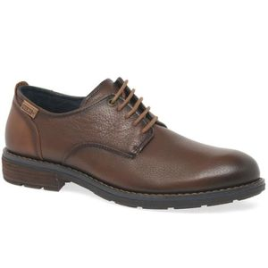 DERBY York Mens cuir Lace Up Derby chaussures