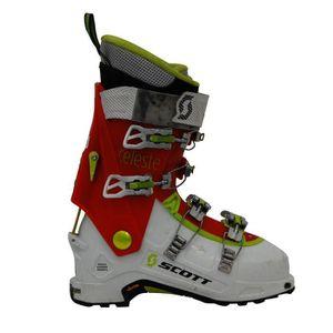 CHAUSSURES DE SKI Chaussure ski Rando Scott Celeste rouge blanc