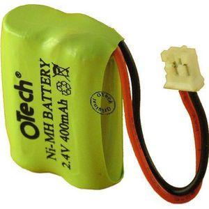 Batterie téléphone Piles/Batteries 2,4V 400mAh NiMh AAA pour telep…