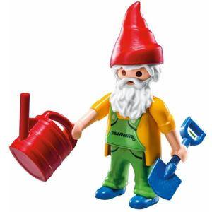 UNIVERS MINIATURE Figurine Playmobil Serie 11 garçon: Le nain de jar