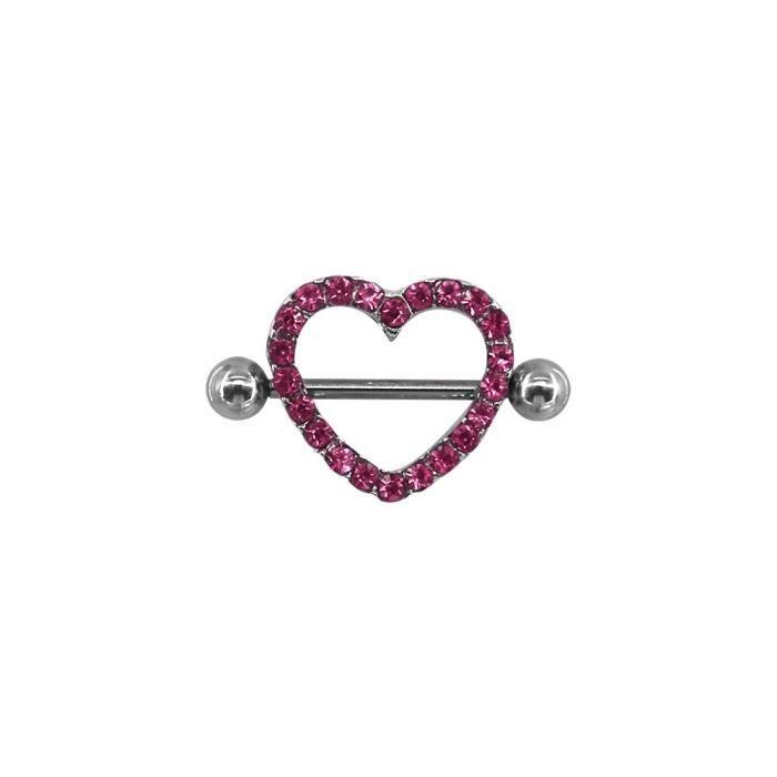 pince à seins en acier inoxydable, pince à mamelon en diamant, Piercing, anneau de mamelon, bijoux, jouet sexuel pour [28358D8]