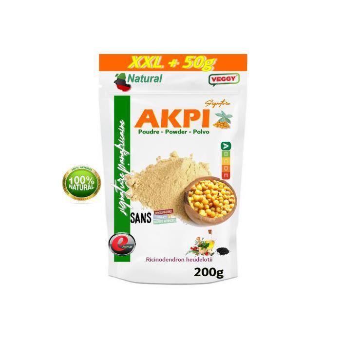 Poudre d'AKPI - Qualité supérieure - 200g