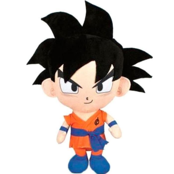 Peluche Goku Noire Goku Dragon Ball Super Noire 24cm