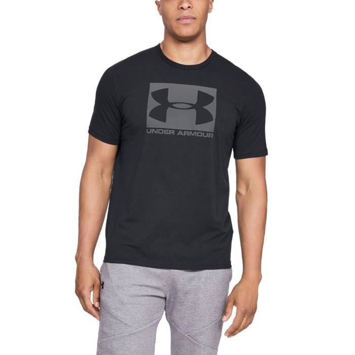 Under Armour Hommes Boxed Sportstyle Gym T-Shirt