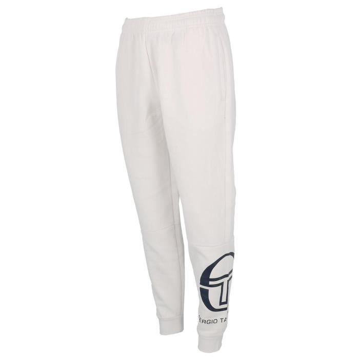 Pantalon de survêtement Itzal white/nv pantsurvt - Sergio tacchini