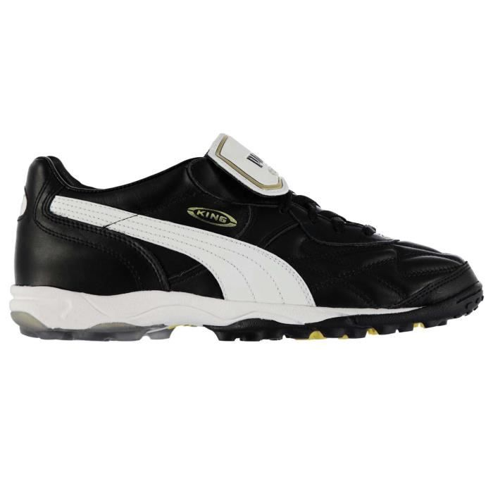 Puma Chaussures De Foot Astro Hommes Noir/Blanc
