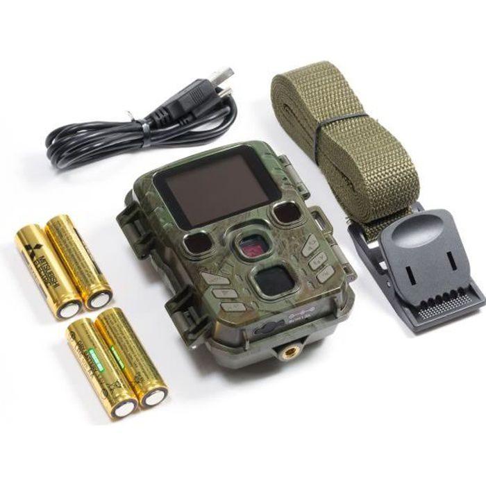Technaxx Mini Caméra Nature - Wild Cam TX-117