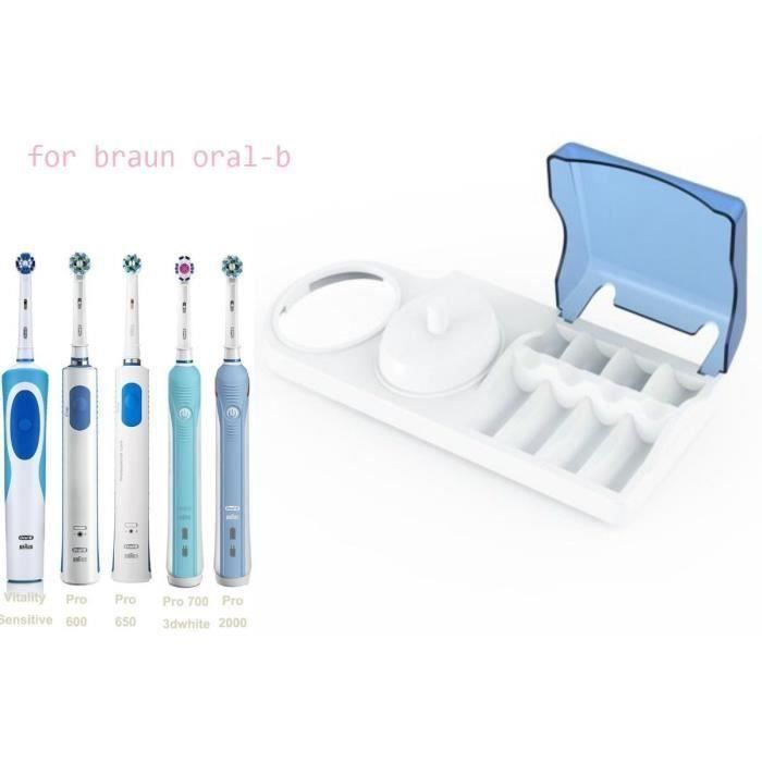 PORTE SECHE-CHEVEUX Port-Brosse à dents Support pour Brosses à Dents é
