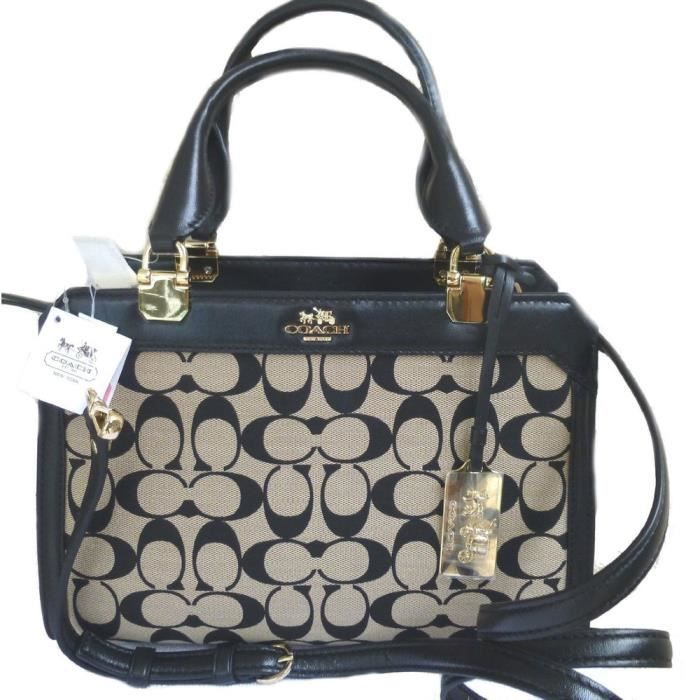 coach femme 39 s sac a main achat vente bagagerie coach femmes ma cdiscount. Black Bedroom Furniture Sets. Home Design Ideas
