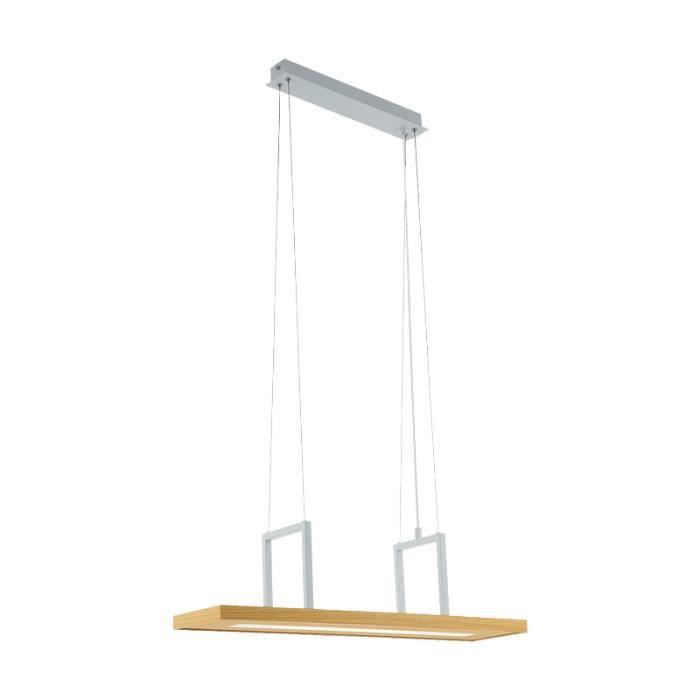 LUSTRE ET SUSPENSION Luminaire suspension cuisine LED Tondela L80 cm -