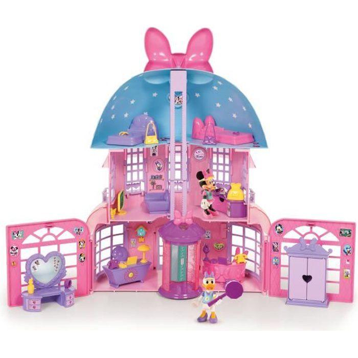 MAISON POUPÉE MINNIE Maison de Minnie