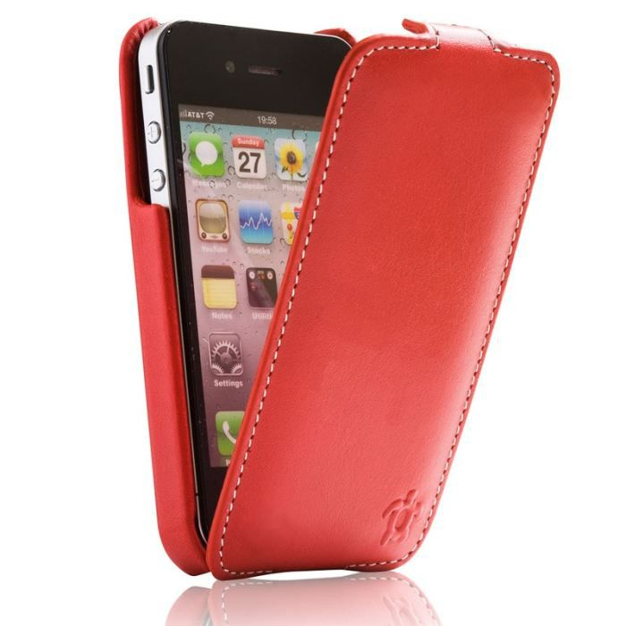 Iphone 4s housse cuir collection prestige achat housse for Etui housse iphone 4