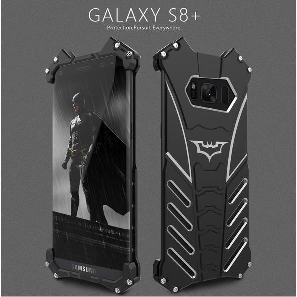Coque Galaxy S8 Plus Premium Armor Metal en Aluminium Cover Rigide ...