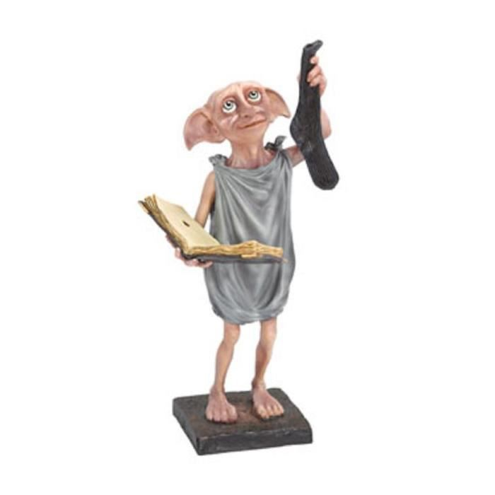 harry potter sculpture dobby 25 cm achat vente. Black Bedroom Furniture Sets. Home Design Ideas
