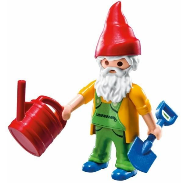 Figurine Playmobil Serie 11 garçon: Le nain de jardin
