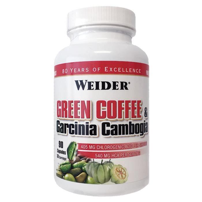 garcinia cambogia cafe vert avis