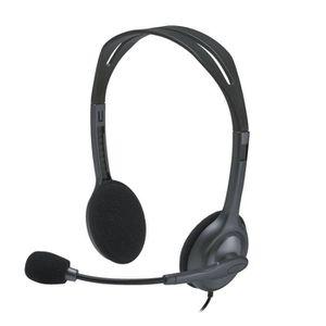 CASQUE AVEC MICROPHONE Logitech Casque Stereo H111