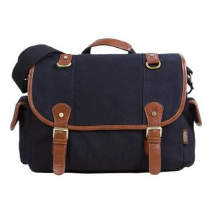 BESACE - SAC REPORTER Besace FI7GG Hommes Vintage Toile Ipad Mini Messen