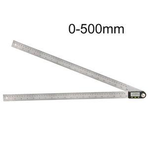 1pcs PVC Medical goniomètre angle Ruler coude outil de mesure sl