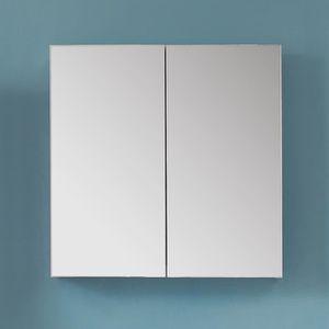 ARMOIRE DE TOILETTE Armoire de Toilette, Meuble Miroir Salle de Bain,
