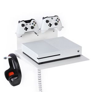 SUPPORT CONSOLE Support mural horizontale Xbox et PS4 - Horizon Ga