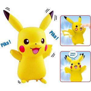 FIGURINE - PERSONNAGE POKEMON - My Partner Pikachu - Jeu électronique in