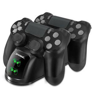 CHARGEUR CONSOLE EFUTURE Chargeur pour manette de jeu PS4 chargeur