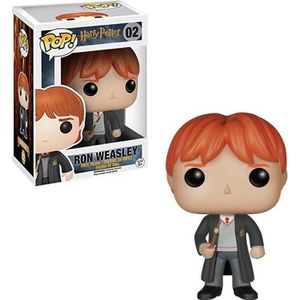 FIGURINE - PERSONNAGE Figurine Funko Pop! Harry Potter : Ron Weasley