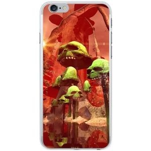 coque iphone 6 champignon