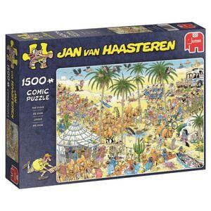 PUZZLE puzzle Jumbo Oasis 1500 Pièces