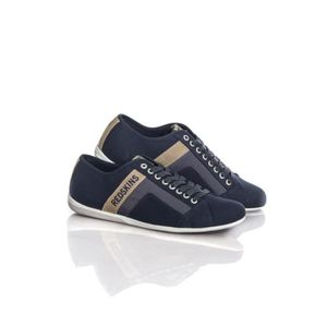 Baskets Chaussures toile en navy Redskins Hidden castor zzqrw5U