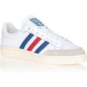 BASKET Basket - Adidas Originals - Americana Low Blanc/Ma