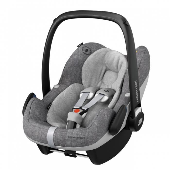 Seggiolino Auto Bébé Confort Pebble Pro Nomad Grey 8799712210