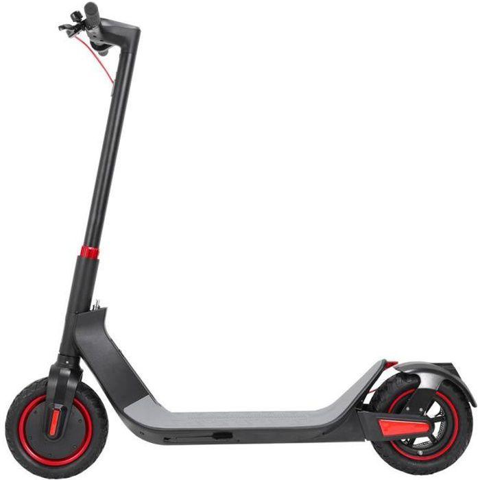 Trottinette électrique KUGOO G-Max scooter electrique Moteur 500W 10-Larges roues increvables 10.4 Ah 32KM écran LED APP Bluetooth