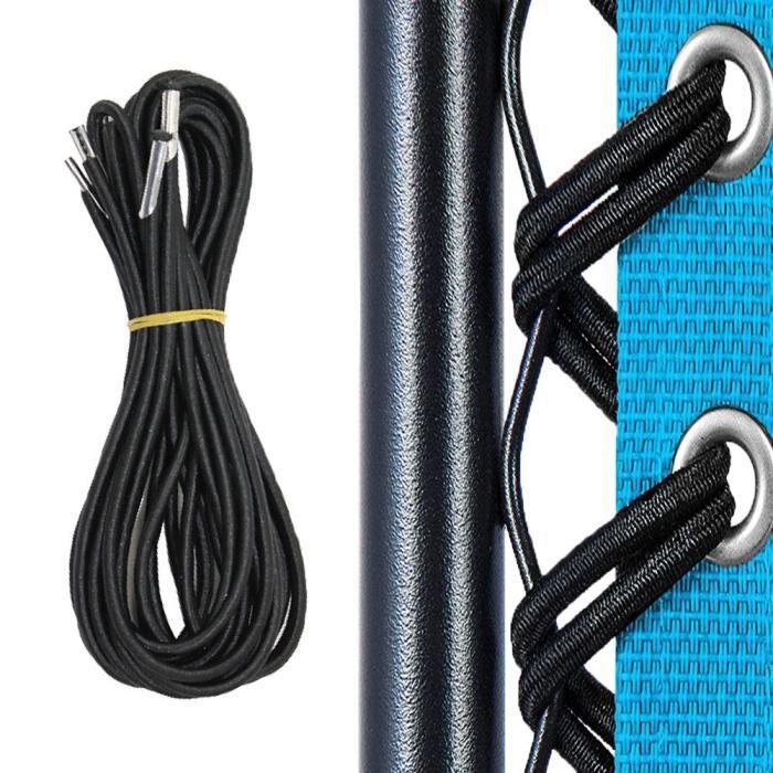 Remplacement Corde, 4 Cordes élastique Universel de Dentelle pour Zero Gravity Chaise Pliante et Inclinable Chaise Transat de Jar