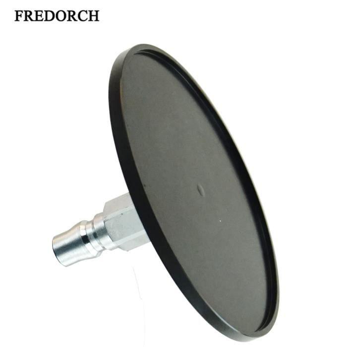 Appareil de massage,Accessoire de Machine de sexe de qualité supérieure FREDORCH avec gode en Silicone pour les - Type F022S-BK