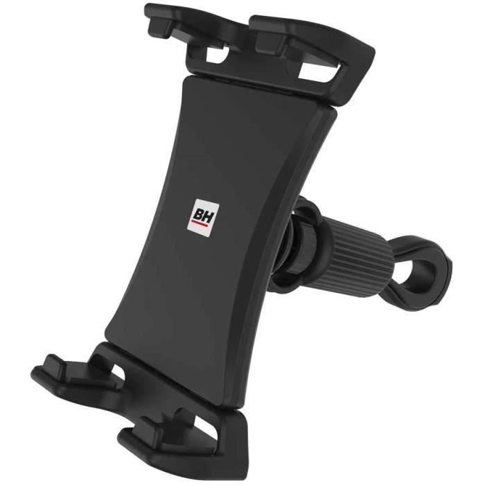 BH Fitness - Support pour Smartphone et Tablette pour appareils de Fitness 0190906 - Réglable Entre 4,7 et 13 Pouces