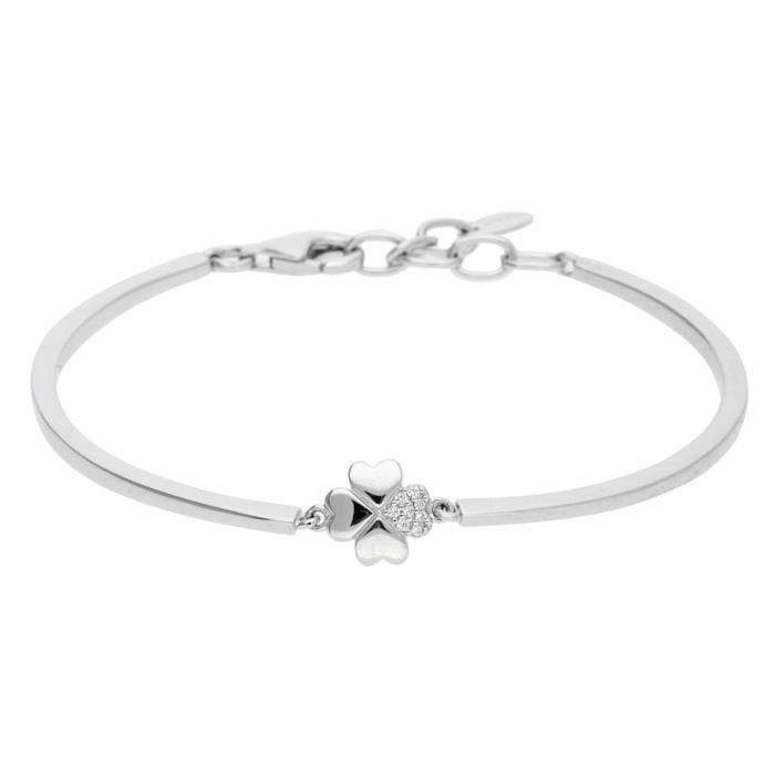 Esprit Femmes Bracelet 925 Argent Argent ESBA91256A600