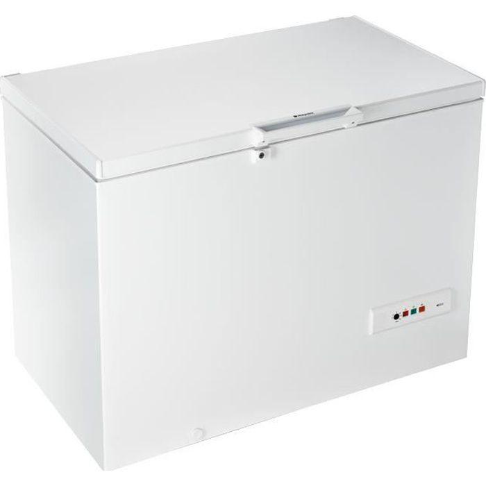 Hotpoint CS1A 300 H, Coffre, 311 L, 20 kg-24h, SN-T, A+, Blanc