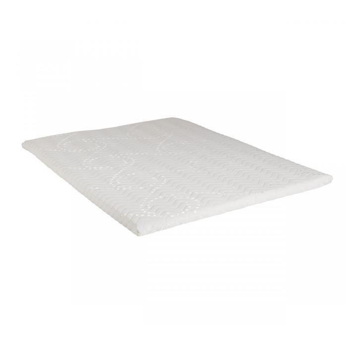 Surmatelas Mousse Visco Someo Royal 140x200