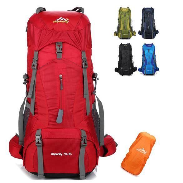 Randonnée Trekking Camping Pour 5l Voyage A Dos 70l Sac kX8OPnw0