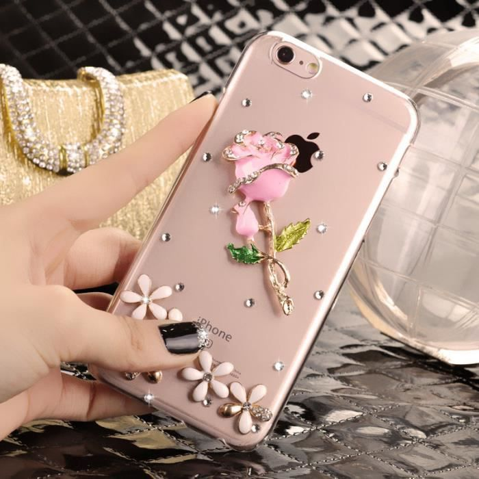 iphone 7 coque diamant