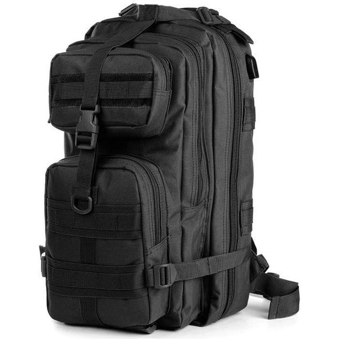 Pack jour Militaire Armée Combat Vert plus sac épaule nouveau sac à dos de voyage molle