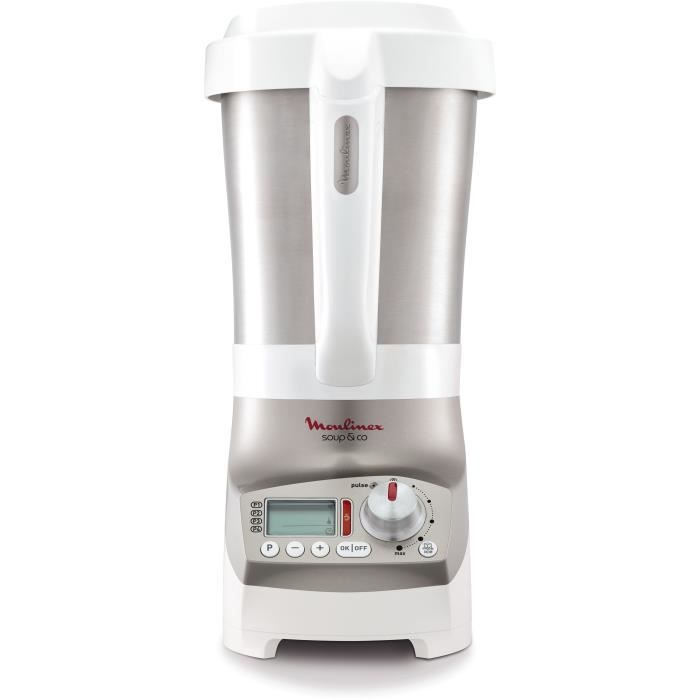 Blender chauffant Moulinex Soup - Co LM908110 2L 1100W