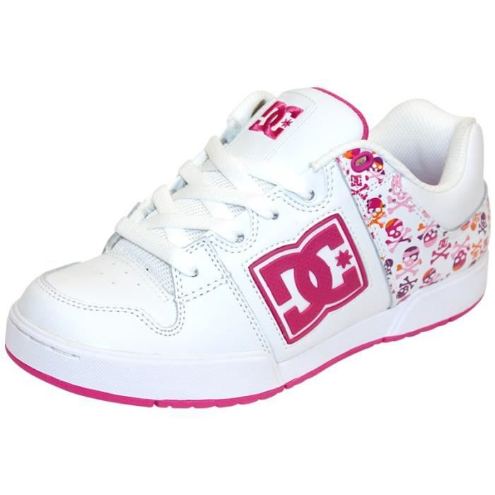chaussure fille dc shoes
