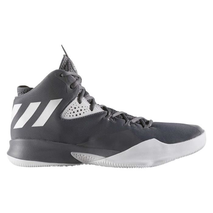 meet 0288f 2ba30 Chaussures homme Basketball Adidas Dual Threat